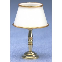 Brass Table Lamp/12v