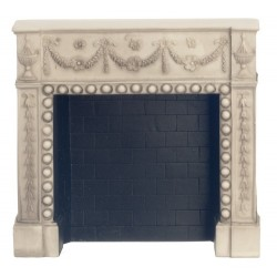 Fireplace/gray