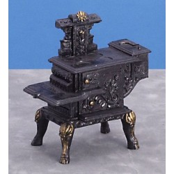 Wood Stove/black