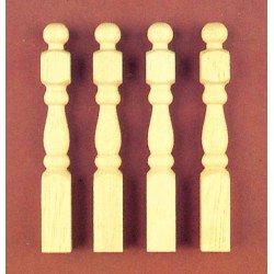 Newel Posts Set/4