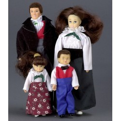 Victorian Doll Family/4/brown