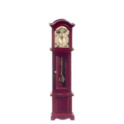 Grandfather Clock/Mahogany