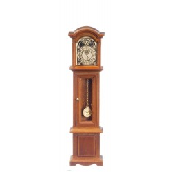 Grandfather Clock/waln/cb