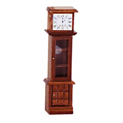 Grandfather Clock/Walnut