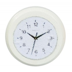 Wall Clock/white