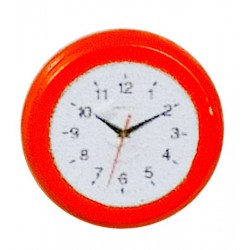 Wall Clock/red