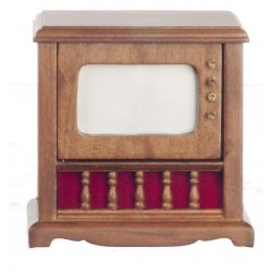 T.v.set/Walnut