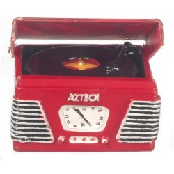 1950's Turntable/red