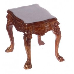 Lion Leg Side Table/waln