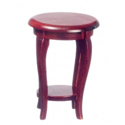 Radner Side Table/Mahogany