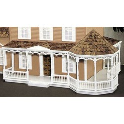 Victorian Gazebo Porch