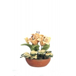 Tiger Lily Plant  (1-3/8)