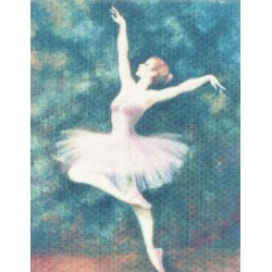 Tableau On Canvas/ballet