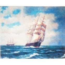 Tableau On Canvas/sailing