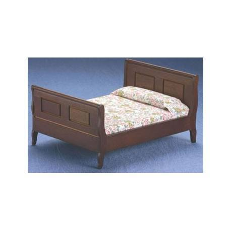 Sleigh Bed for your Victorian Bedroom. Very cute addition