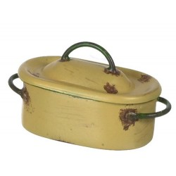 Dutch Oven/gold