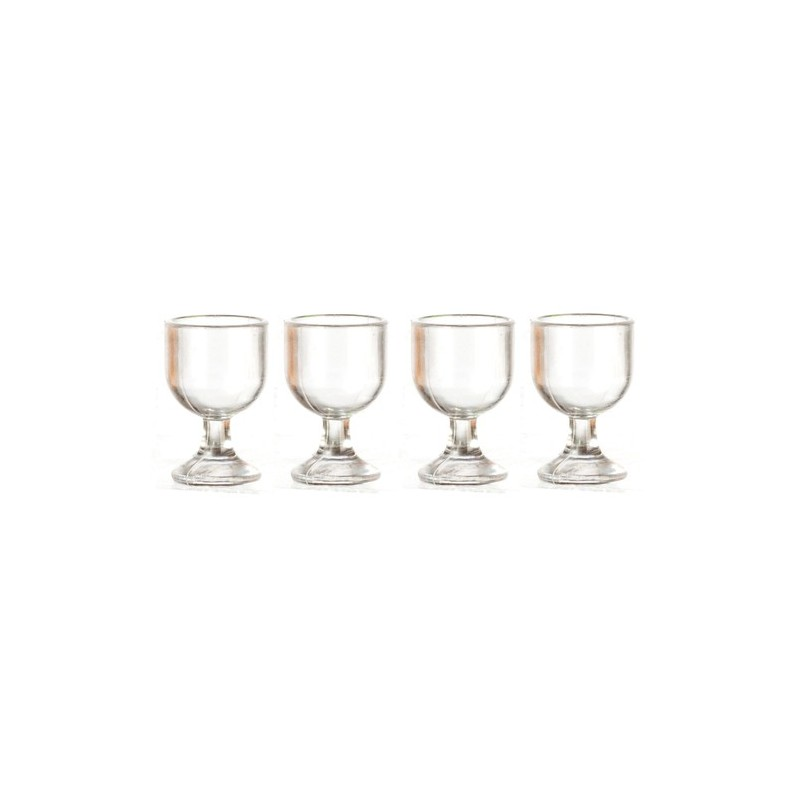 wine glasses  set  4