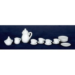 White China Set/17