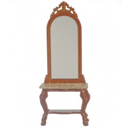 Lincoln Hall Stand w/mirror