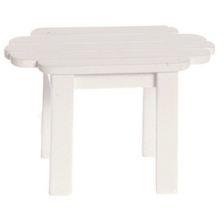 Adirondack Table/white