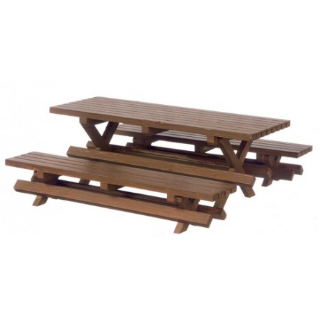 Picnic Table/2benches/cb