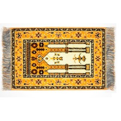Mohamed Rug/yellow/9 X15*