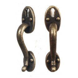 Door Pulls/2/antique Fin.