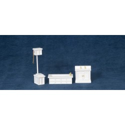 1/2in Bathroom Set/3/wht