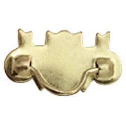 Brass Drawer Pulls/10pcs