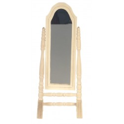 Dressing Mirror/unfinish