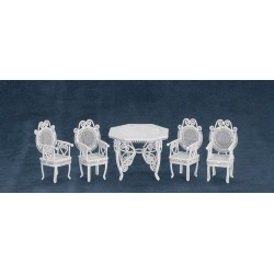 Tea Table Set/5/cb