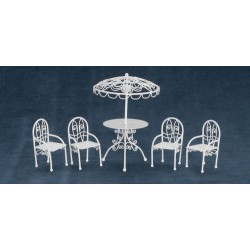 Patio Table/4 Chairs