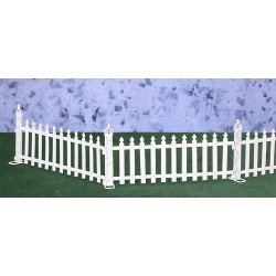 White Picket Fence/6pc/cb