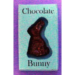 Solid Choc.easter Bunny