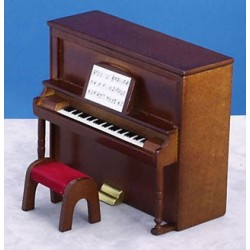 Upright Miniature Piano