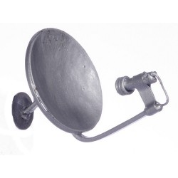 Small Satellite Dish/silv