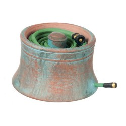 Copper Hose Pot
