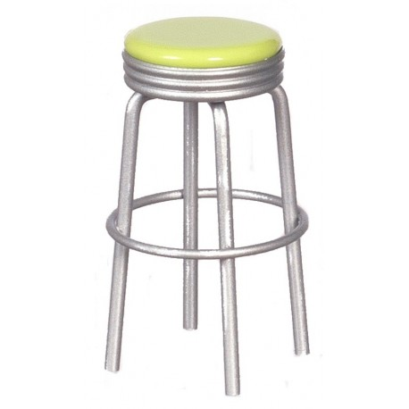 1950's Style Grn.stool/cb