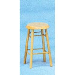 Bar Stool/2in/oak