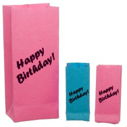 Birthday Gift Bags