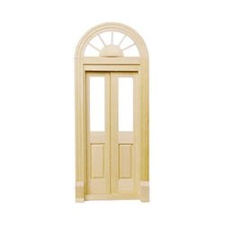 Palladian French Door