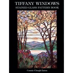 TIFFANY WINDOWS STAINED GLASS PATTERNS