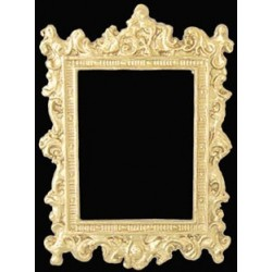 Guilded Ornate Gold Picture Frame