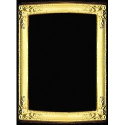 Skinny Rectangle Picture Frame