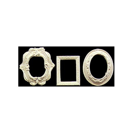 Picture Frames  3/Pk