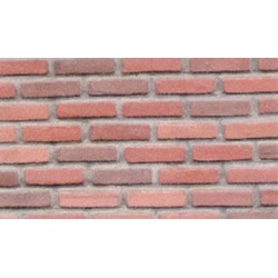 RED BLEND BRICK, 325PCS