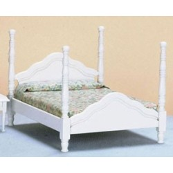 Miniature 4 Poster Bed