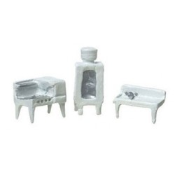 """1/144"""" SCALE OLD KITCHEN SET"""