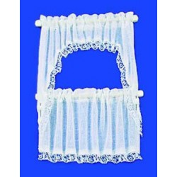Miniature Cape Curtains