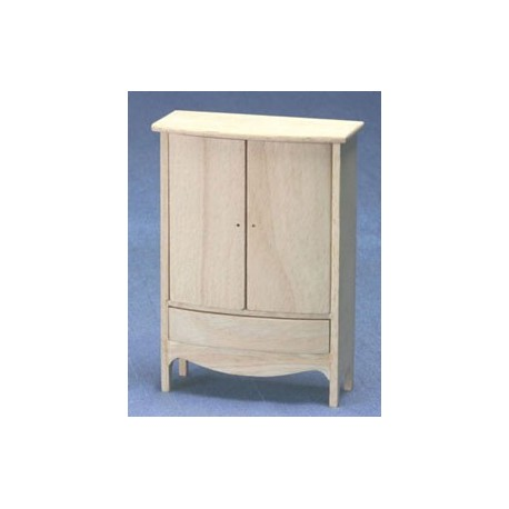 ARMOIRE, UNFINISHED